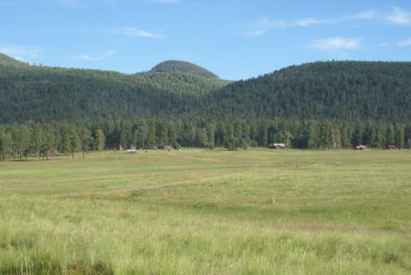Valles Caldera Ranch HQ